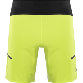 GORE WEAR R7 Short Homme, citrus green/deep water blue